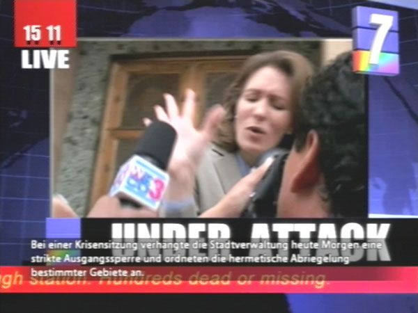 Urban Chaos: Riot Response  Archiv - Screenshots - Bild 2