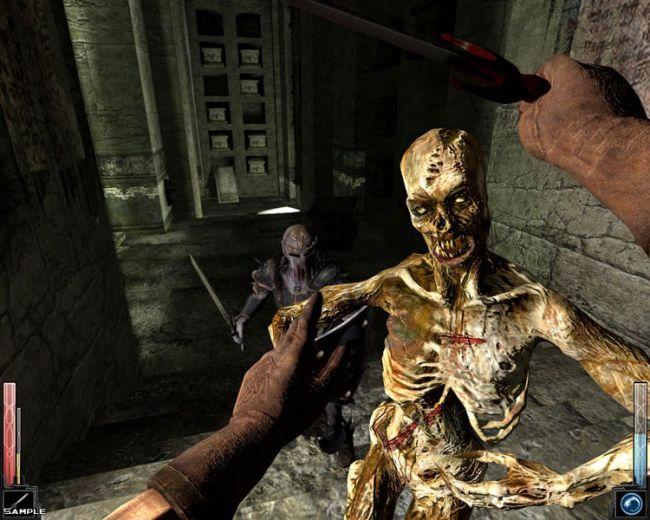Dark Messiah of Might & Magic Archiv #1 - Screenshots - Bild 24