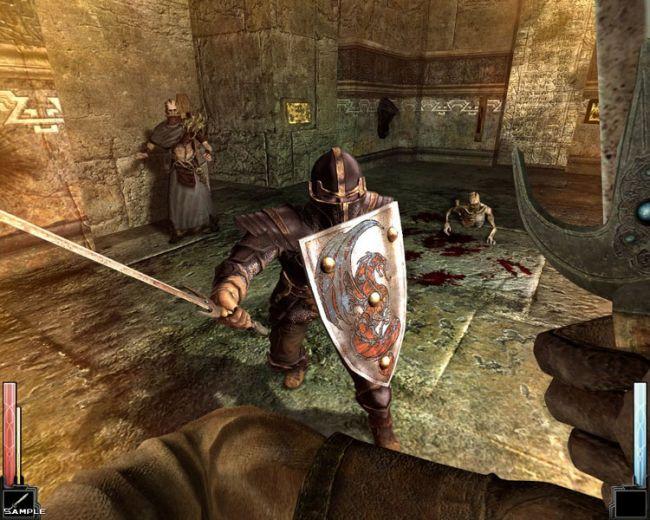 Dark Messiah of Might & Magic Archiv #1 - Screenshots - Bild 19