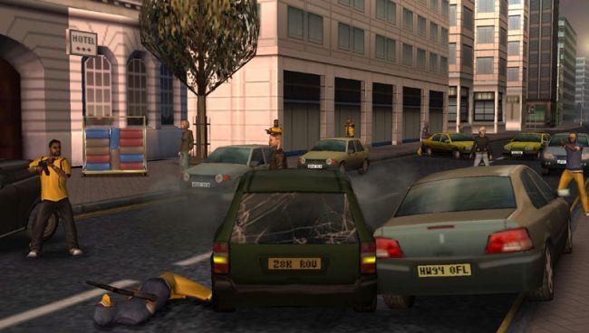 Gangs of London (PSP)  Archiv - Screenshots - Bild 11