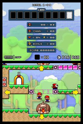 Mario vs. Donkey Kong 2: Marsch der Mini-Marios (DS)  Archiv - Screenshots - Bild 13