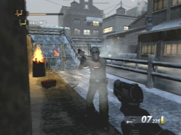 Urban Chaos: Riot Response  Archiv - Screenshots - Bild 4