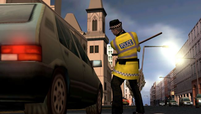 Gangs of London (PSP)  Archiv - Screenshots - Bild 7