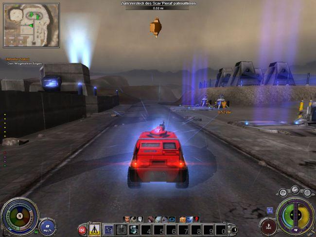 Auto Assault  Archiv - Screenshots - Bild 8