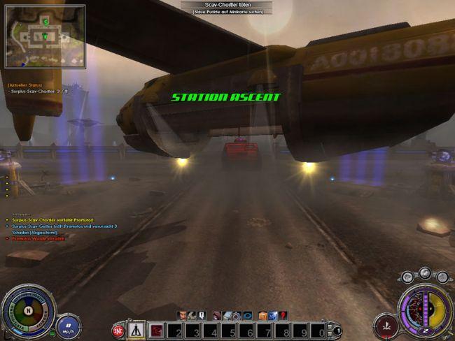 Auto Assault  Archiv - Screenshots - Bild 5