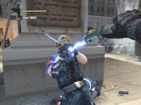 Urban Chaos: Riot Response  Archiv - Screenshots - Bild 7