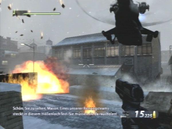 Urban Chaos: Riot Response  Archiv - Screenshots - Bild 11