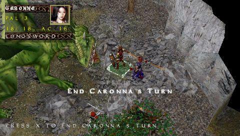 Dungeons & Dragons: Tactics (PSP)  Archiv - Screenshots - Bild 38