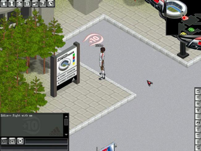 Impossible Team Online Game  Archiv - Screenshots - Bild 10