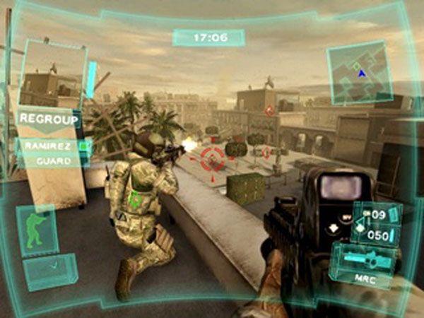 Ghost Recon: Advanced Warfighter  Archiv - Screenshots - Bild 4