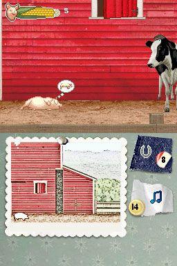 Schweinchen Wilbur und seine Freunde (DS)  Archiv - Screenshots - Bild 5