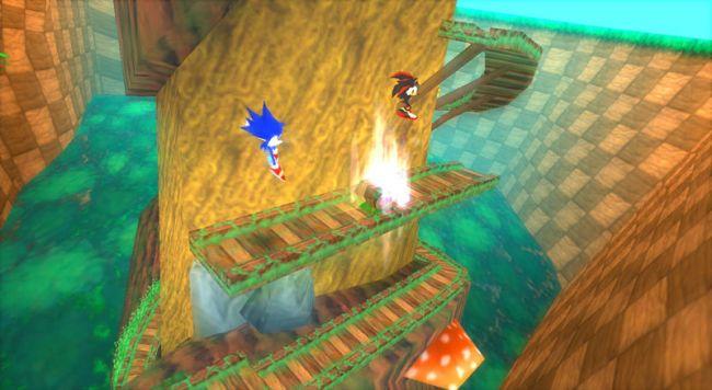 Sonic Rivals (PSP)  Archiv - Screenshots - Bild 38