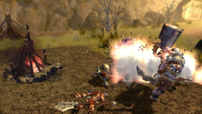 Untold Legends: Dark Kingdom  Archiv - Screenshots - Bild 24