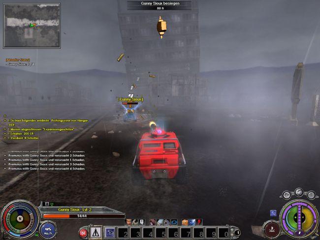 Auto Assault  Archiv - Screenshots - Bild 2