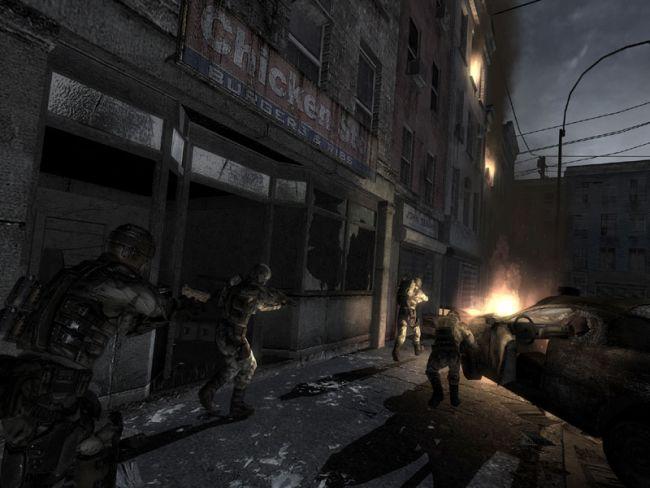 Здесь вы можете найти все официальные скриншоты из игры Enemy Territory: Qu