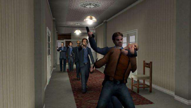 Gangs of London (PSP)  Archiv - Screenshots - Bild 17