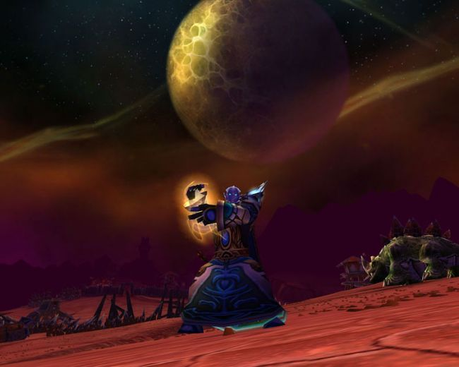 World of WarCraft: The Burning Crusade  Archiv - Screenshots - Bild 140