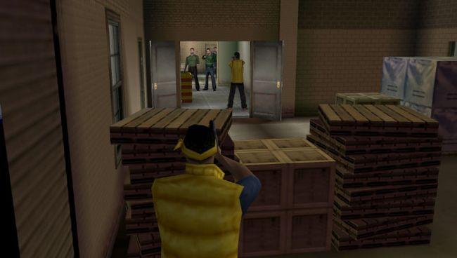 Gangs of London (PSP)  Archiv - Screenshots - Bild 8