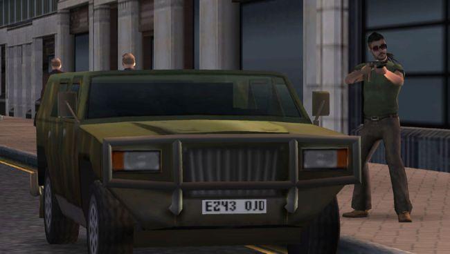 Gangs of London (PSP)  Archiv - Screenshots - Bild 23
