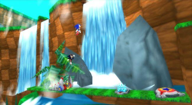 Sonic Rivals (PSP)  Archiv - Screenshots - Bild 35