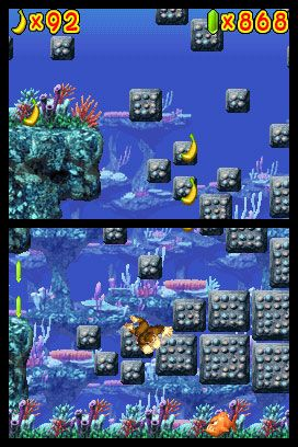 Donkey Kong: Jungle Climber (DS)  Archiv - Screenshots - Bild 33