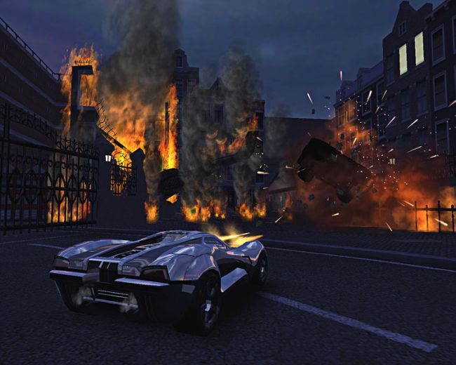 Spy Hunter: Nowhere to Run  Archiv - Screenshots - Bild 10