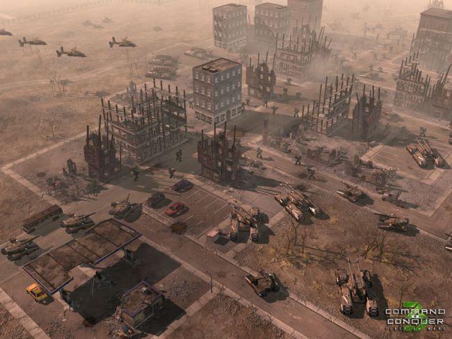 Command & Conquer 3: Tiberium Wars  Archiv - Screenshots - Bild 66