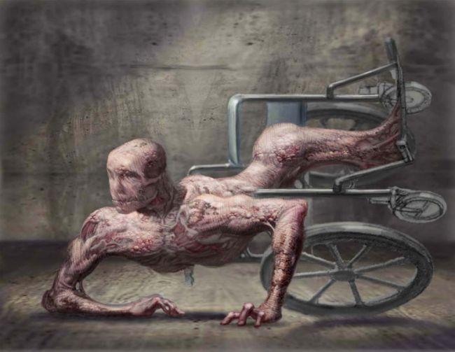 Silent Hill Origins (PSP)  Archiv - Artworks - Bild 5