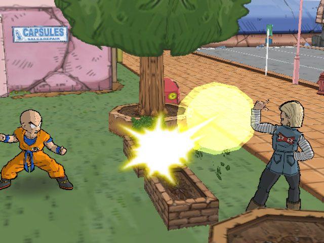 Super Dragon Ball Z  Archiv - Screenshots - Bild 4