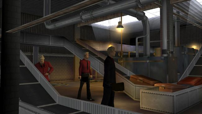 Gangs of London (PSP)  Archiv - Screenshots - Bild 9