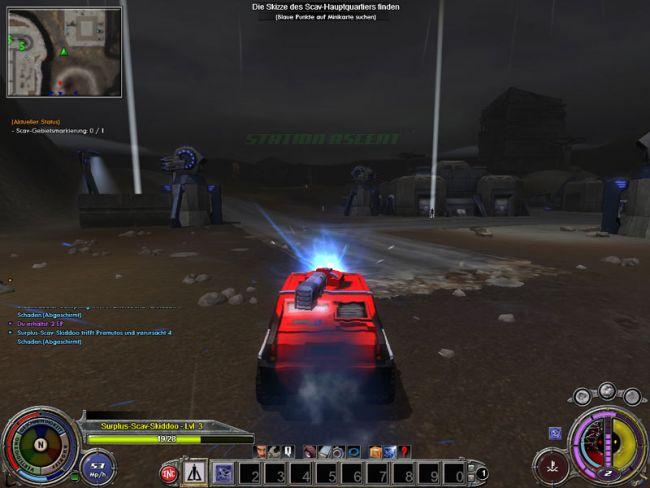 Auto Assault  Archiv - Screenshots - Bild 4
