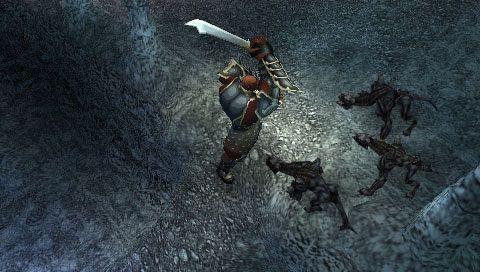Dungeon Siege: Throne of Agony (PSP)  Archiv - Screenshots - Bild 31