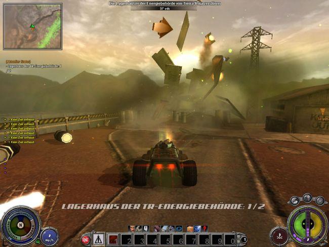 Auto Assault  Archiv - Screenshots - Bild 10