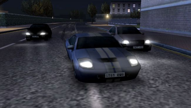 Gangs of London (PSP)  Archiv - Screenshots - Bild 14