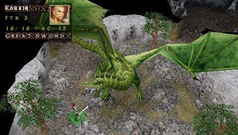 Dungeons & Dragons: Tactics (PSP)  Archiv - Screenshots - Bild 35