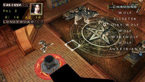 Dungeons & Dragons: Tactics (PSP)  Archiv - Screenshots - Bild 31