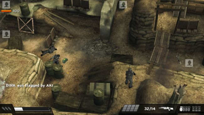 Killzone: Liberation (PSP)  Archiv - Screenshots - Bild 36
