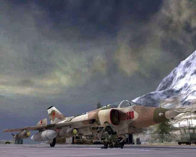 Battlefield 2: Armored Fury  Archiv - Screenshots - Bild 4
