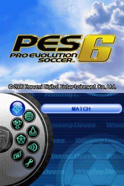 Pro Evolution Soccer 6 (DS)  Archiv - Screenshots - Bild 30
