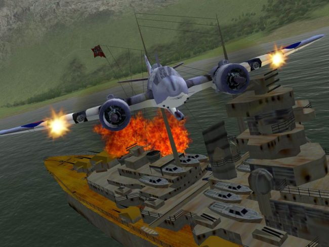 Battle of Europe  Archiv - Screenshots - Bild 8