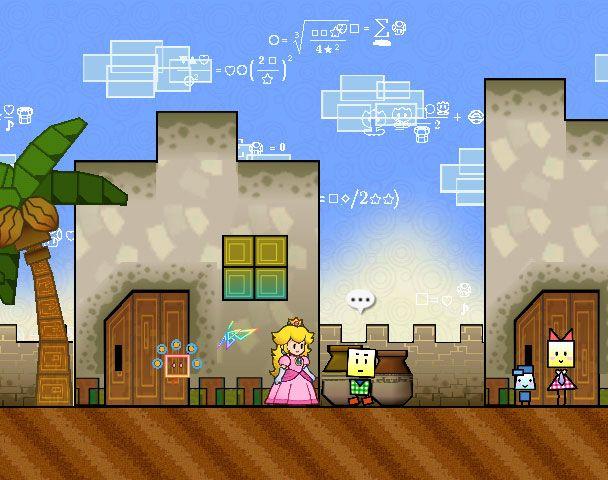Super Paper Mario  Archiv - Screenshots - Bild 11