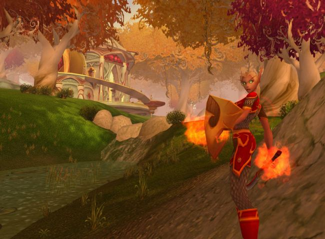 World of WarCraft: The Burning Crusade  Archiv - Screenshots - Bild 124