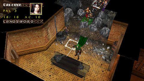 Dungeons & Dragons: Tactics (PSP)  Archiv - Screenshots - Bild 40