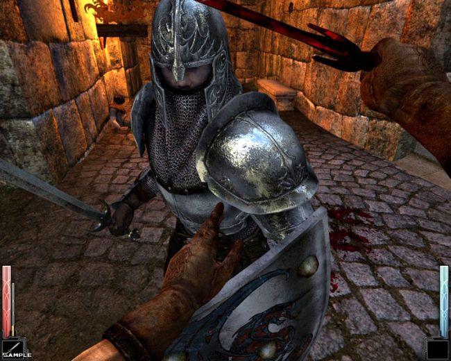 Dark Messiah of Might & Magic Archiv #1 - Screenshots - Bild 17