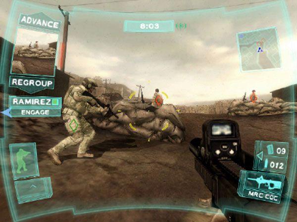 Ghost Recon: Advanced Warfighter  Archiv - Screenshots - Bild 5