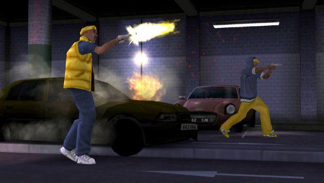 Gangs of London (PSP)  Archiv - Screenshots - Bild 20