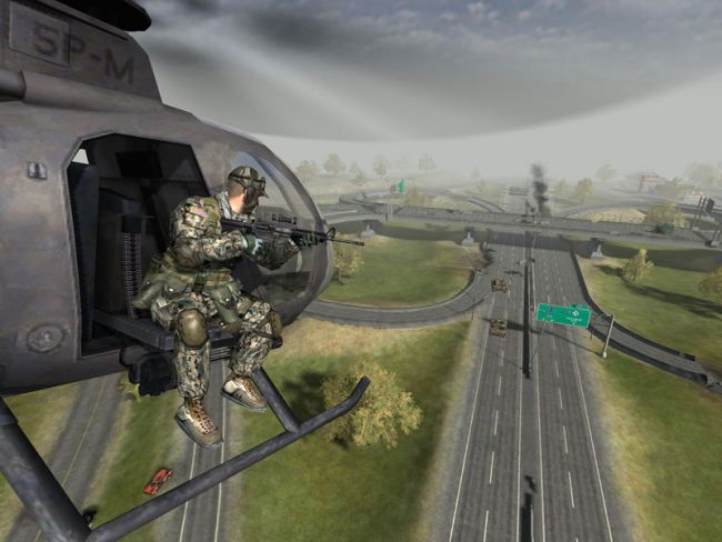 Battlefield 2: Armored Fury  Archiv - Screenshots - Bild 13