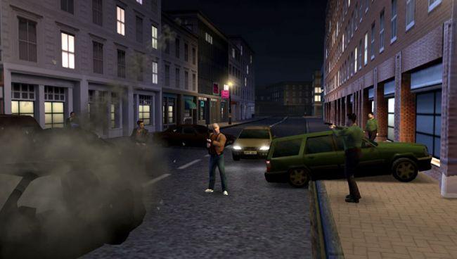 Gangs of London (PSP)  Archiv - Screenshots - Bild 12