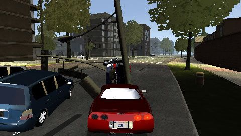 L.A. Rush (PSP)  Archiv - Screenshots - Bild 12