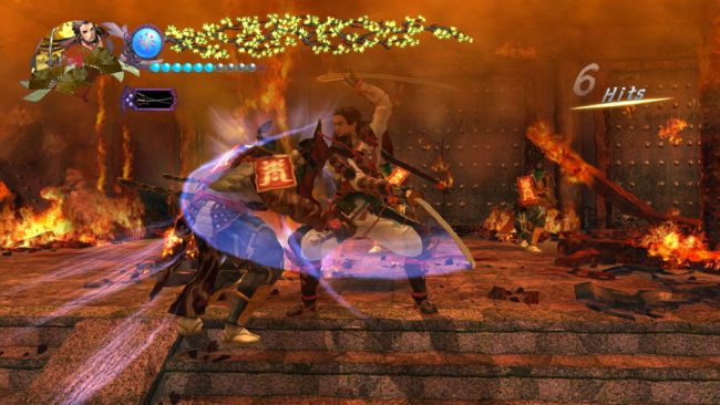 Genji: Days of the Blade  Archiv - Screenshots - Bild 14
